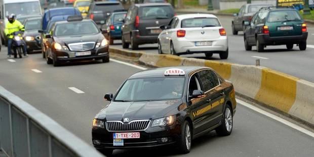 Les taximen repartent au front - La DH