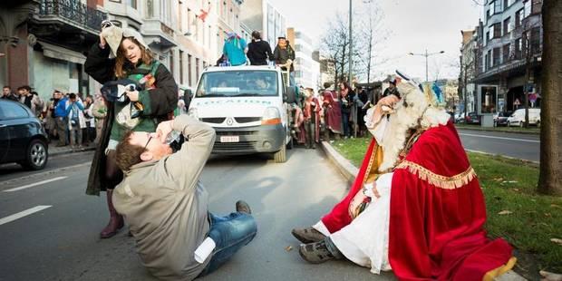 Liège: une Saint-Nicolas sans incident - La DH