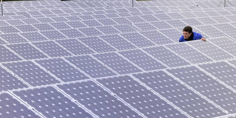 Mois d'octobre noir dans le photovoltaïque