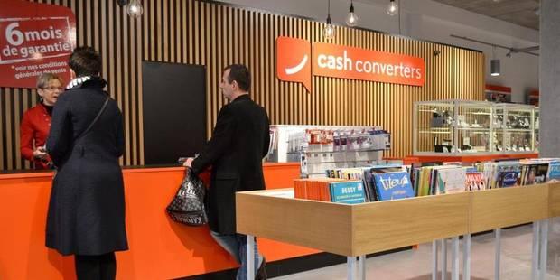 Cash converter d barque en ville for Pub cash piscine