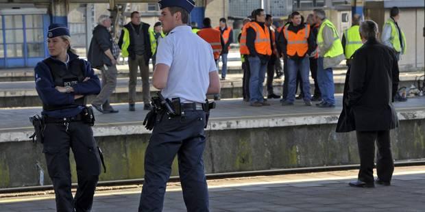 Un trafiquant d'êtres humains intercepté dans un train - La DH