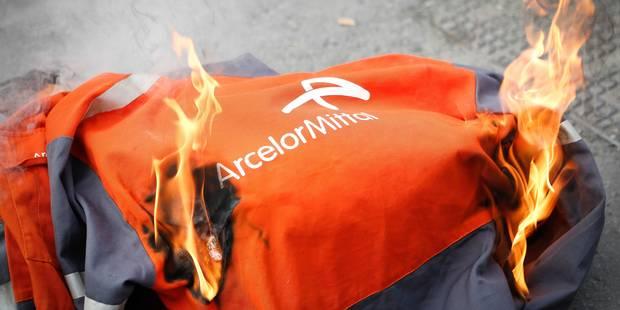 Préaccord social signé chez ArcelorMittal - La DH