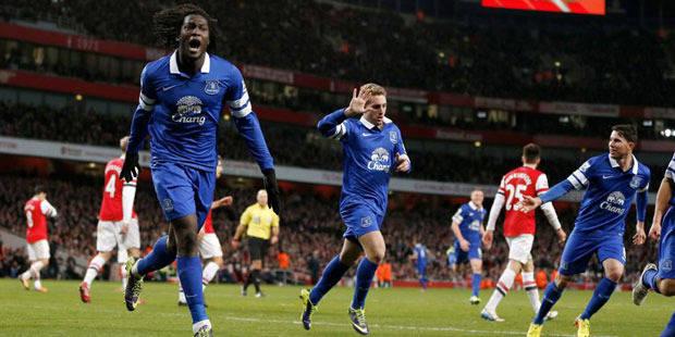 Arsenal 1-1 Everton : Arsenal accroché par Everton
