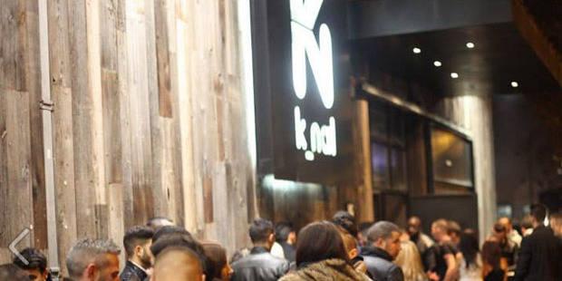 La discothèque K-Nal évacuée et fermée pour des questions de sécurité - La DH
