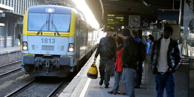 La circulation ferroviaire est rétablie entre Bruxelles-Schuman et Ottignies - La DH