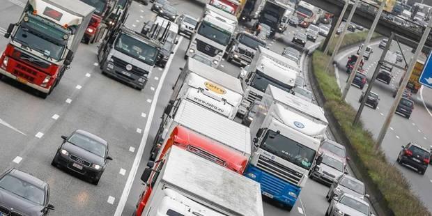 Vacances de Noël : le trafic chargé à partir de vendredi midi - La DH