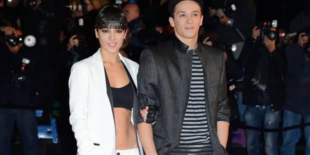 Alizée et Grégoire Lyonnet officialisent leur relation à Cannes - La DH