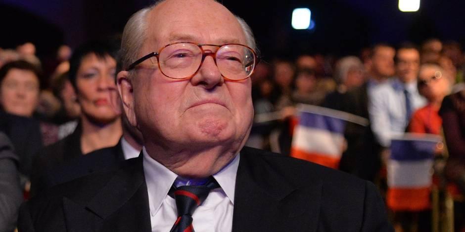 Jean-Marie Le Pen condamné à 5.000 euros d'amende pour ses propos sur les Roms