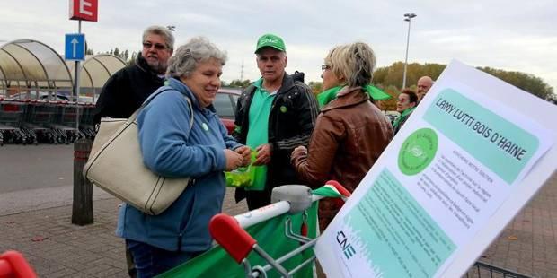 Lamy-Lutti ne reconstruira pas l'usine de Bois-d'Haine, 152 travailleurs concernés - La DH