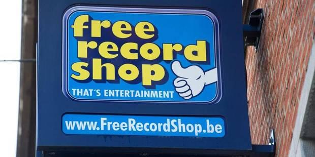 Hilco reprend Free Record Shop - La DH