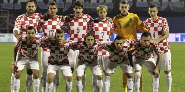 """Résultat de recherche d'images pour """"croatie equipe nationale"""""""