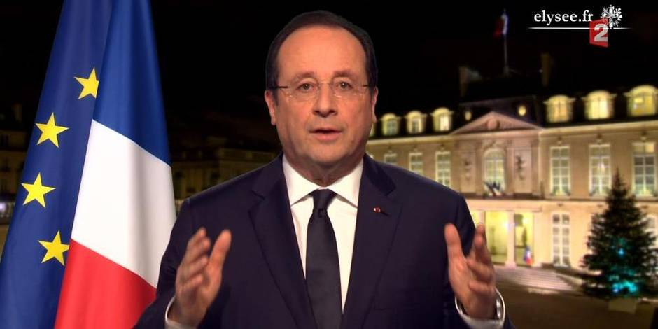 "Hollande promet ""l'intransigeance"" face aux discriminations"