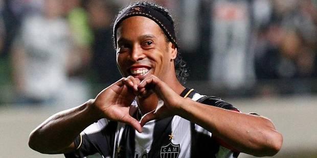 Ronaldinho, roi d'Amérique du Sud - La DH