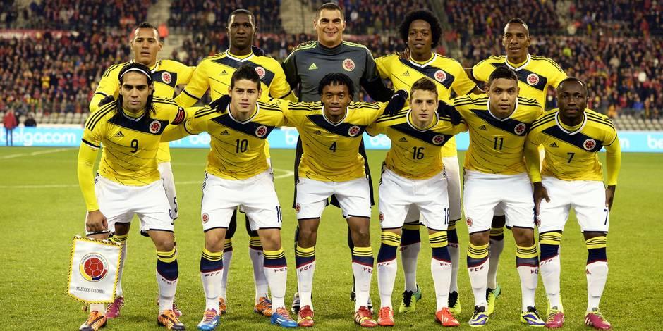 Mondial 2014: de beaux diables (d'Amérique du Sud), ces Colombiens
