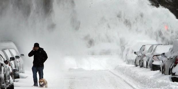 New York frappé par le chaos - La DH