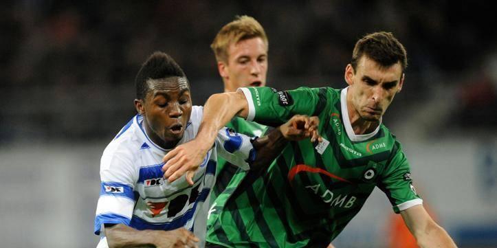 Gregory Mertens quitte le Cercle Bruges pour Lokeren