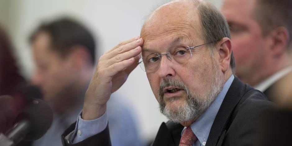 Le gouverneur de la BNB touche des jetons de présence en plus de ses 500.000 euros