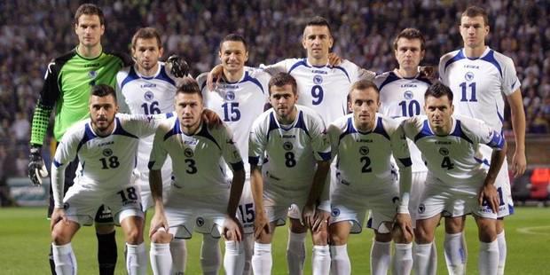 Mondial 2014: une Bosnie bon genre - La DH