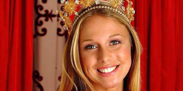 """""""Miss Belgique, c'est une année de relations publiques"""" - La DH"""