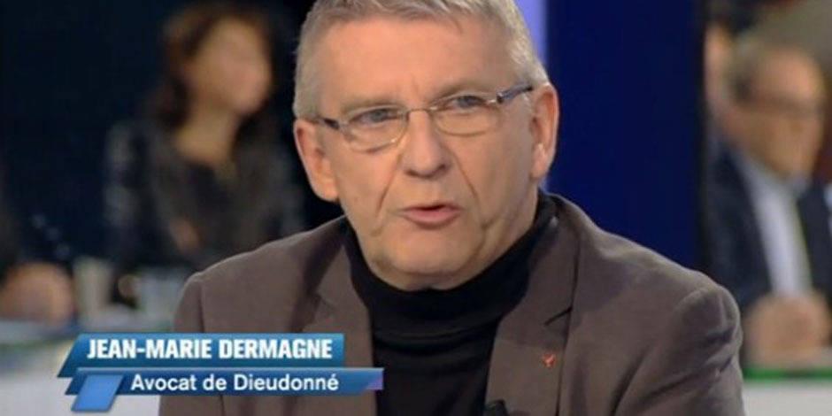 """Dieudonné: la RTBF se """"trompe"""" d'avocat !"""
