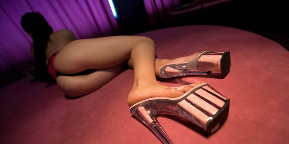 les prostituees en belgique