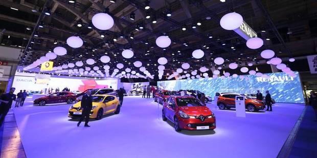 Le marché de l'occasion dopé par le Salon de l'Auto - La DH