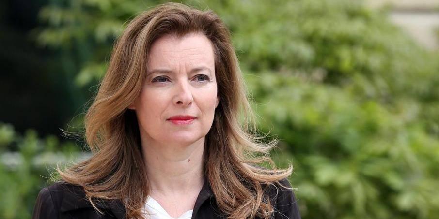 Valérie Trierweiler a quitté l'hôpital