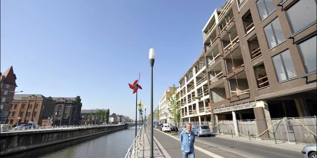 Développement de la zone du canal: le MR demande à la Région de passer à la concrétisation - La DH