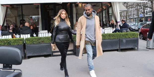 Kim Kardashian et Kanye West: une visite mais pas de mariage à Versailles - La DH