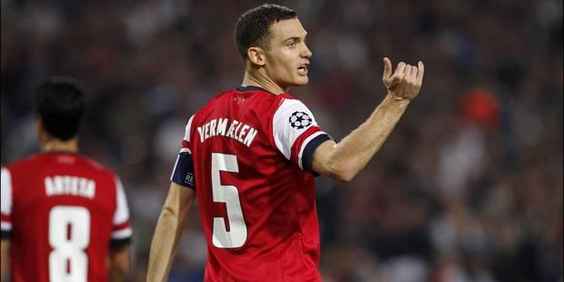 Journal du mercato (21/01): Arsenal refuse une offre de Naples pour Vermaelen - La DH