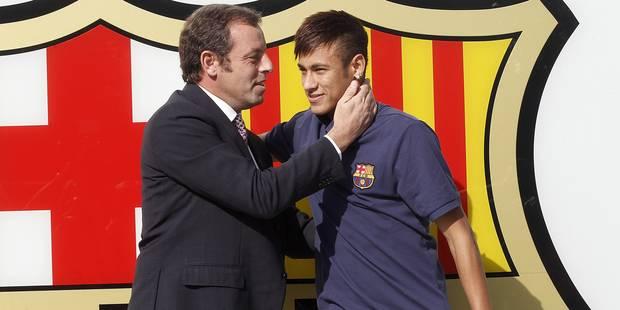 Le président du FC Barcelone démissionne - La DH