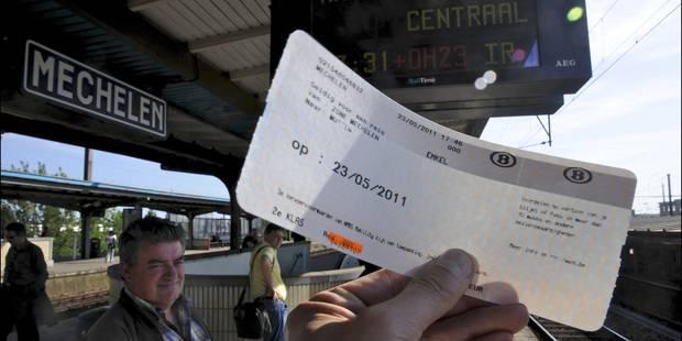 La SNCB s'attaque aux fraudeurs du supplément Diabolo - La DH