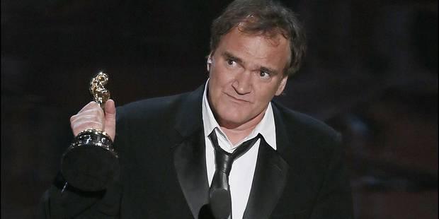 Tarantino porte plainte contre le site Gawker après la fuite de son scénario - La DH