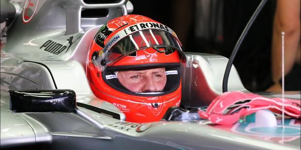 Un mois après sa chute, l'incertitude plane sur l'état de Schumacher - La DH