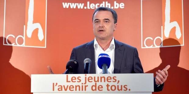 Benoît Lutgen mise sa campagne sur la jeunesse - La DH