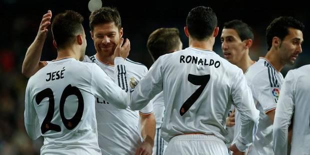 Coupe du Roi: le Real en demi, record à la clé - La DH