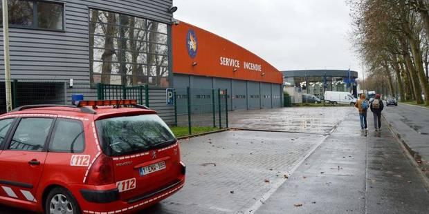 Lowagie � la t�te des pompiers de Tournai ?