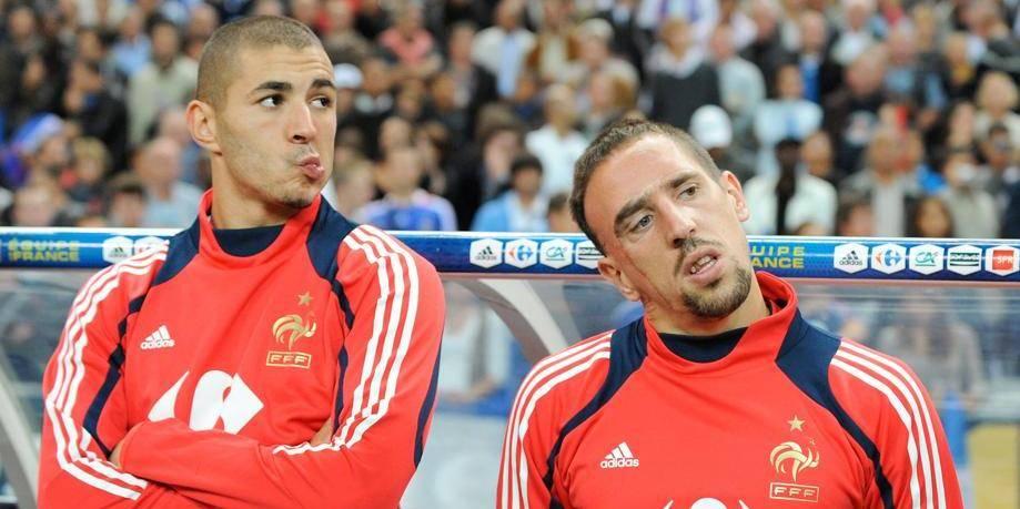 """Ribéry et Benzema """"blanchis"""" pour Zahia"""