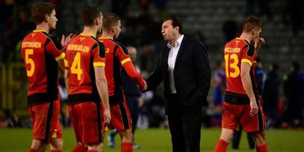 """Leboeuf: """"La Belgique ? Pas une blague..."""" - La DH"""