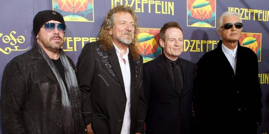 L'ex-Led Zeppelin Robert Plant à l'affiche de Rock Werchter