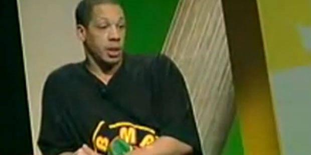 En 2005, Joey Starr critiquait (déjà) Dieudonné