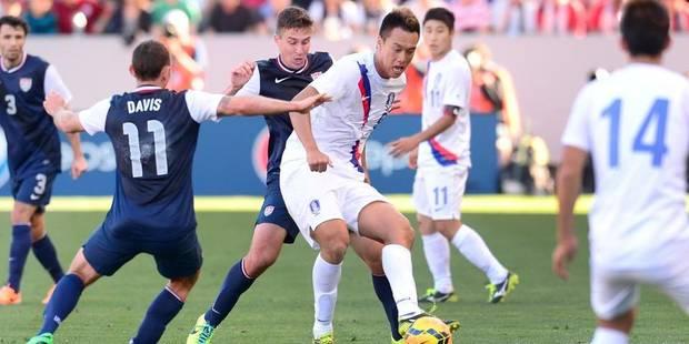 La Corée du Sud battue par les Etats-Unis en amical - La DH