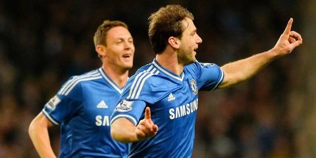 Manchester City 0-1 Chelsea : Mourinho s