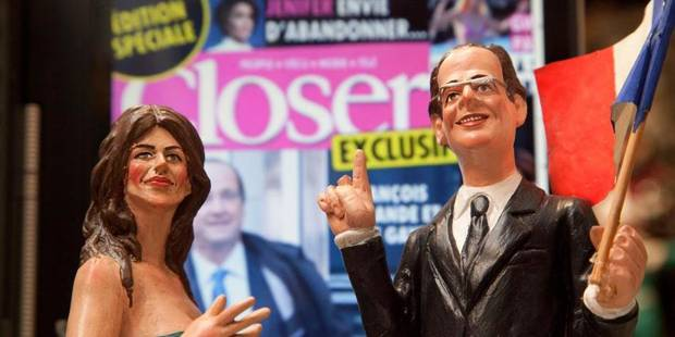 Affaire Gayet-Hollande: ouverture d'une enqu�te sur les photos de Closer