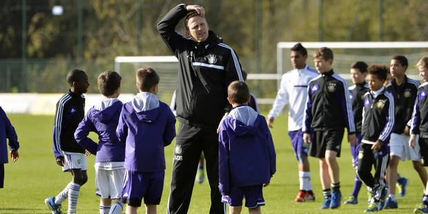 "Anderlecht organise d�but mars son troisi�me ""Talent Days"""