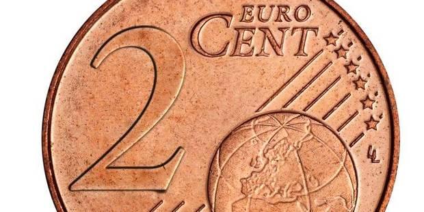 Les pièces de 1 et 2 cents en sursis - La DH