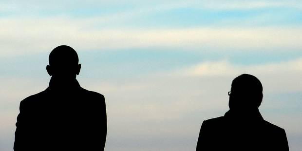 """Barack et François """"amis pour toujours"""" - La DH"""