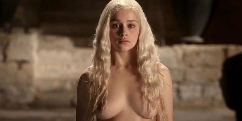 """La """"mère des dragons"""" sur le trône du désir"""