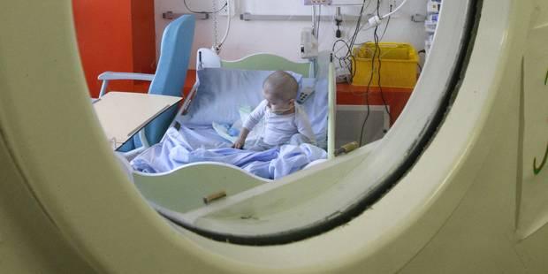 Les enfants cancereux pourraient bénéficier de davantage de médicaments - La DH