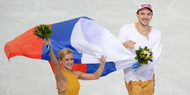 Sotchi 2014: Le nouvel or des Russes Volosozhar/Trankov - La DH